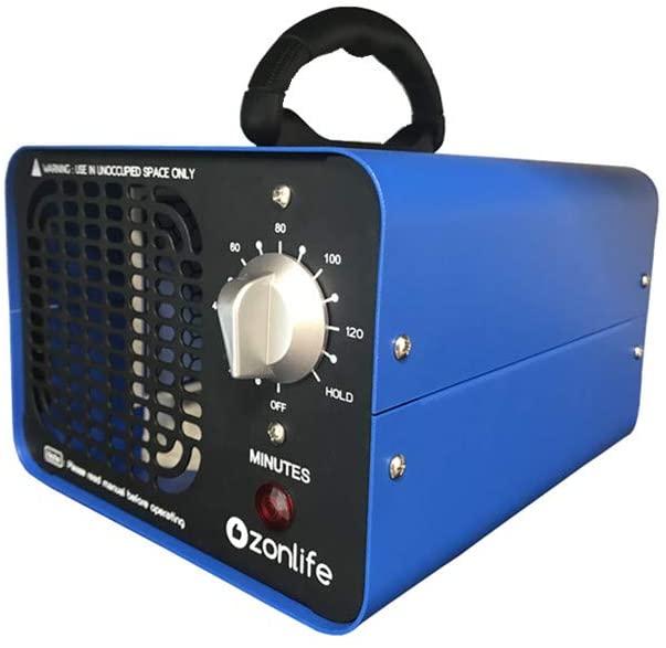 Migliori generatori di ozono da 10000 mgh